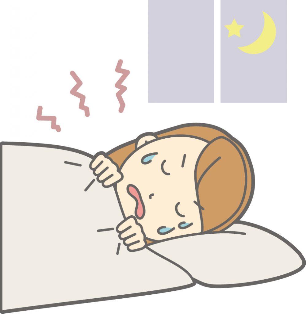 いびきがうるさい!眠れない!と思ったときに読んでください