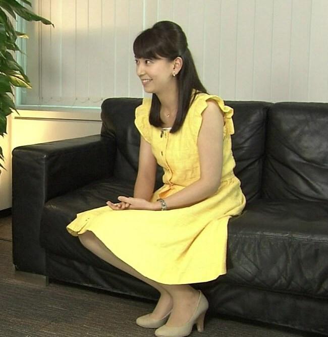 和久田麻由子の美脚にはスカートがよく似合う【わくまゆのスカート画像集めました】