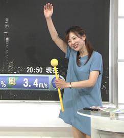 関口奈美のミニスカ衣装がかわいい【画像】