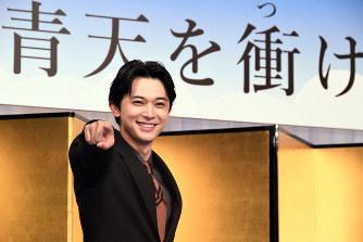 吉沢亮、大河ドラマの主役に抜擢!